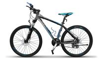 Pro-Mountain Bike Aro 26 Aluminium PM650P Black