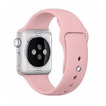 Pulseira 4LIFE de Silicone para Apple Watch 42MM - Rosa Areia