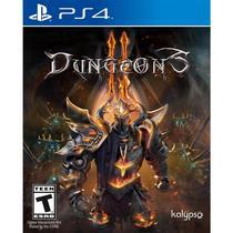 Jogo Dungeons 2 com DLC PS4