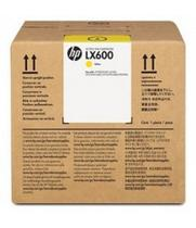 Tinta HP Latex LX610 L Yellow (CN672A) 3-Litros@.