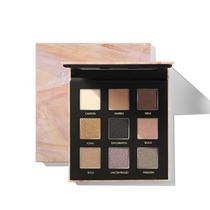 Pudaier Refreshing 9-Pan Rock Stratum Eyeshadow Palette (9 Cores)