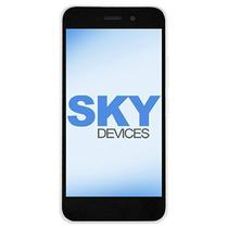 Celular Smartphone SKY Devices 5.0L Plus Branco