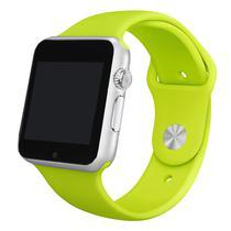 Smartwatch SW-200 com Bluetooth - Verde $