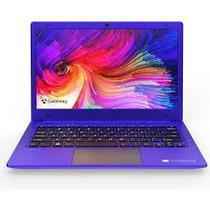 """Notebook Gateway GWTN116-PR A4-9120E 1.5GHZ/ 4GB/ 64EMMC/ 11""""/ W10 Purple Nuevo"""