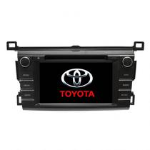 Central Multimidia Booster Toyota RAV4 2013/2015