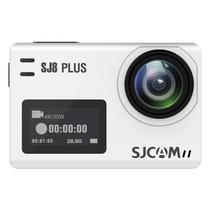 "Camera Sjcam SJ8 Plus Actioncam 2.33"" Touch Screen 4K - Branco"
