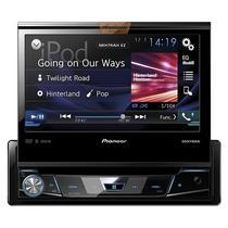 "DVD Pioneer AVH-X7850BT 7"" Bluetooth Retraril"