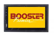 Central Multimidia Booster BM-105 - 4 X 50W - 7 Polegadas