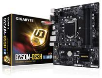 Placa Mãe Gigabyte LGA1151 B250M-DS3H DDR4