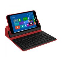 "Tablet Genesis GW-7100 Quad Core 7"" Vermelho"