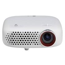 Projetor LG Minibean LED PW800G Wxga/HD/HDMI/USB 800 Lumens - Branco