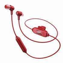 Fone de Ouvido JBL Synchros E25BT Vermelho