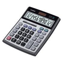 Calculadora de Mesa Casio DS-2TS 12 Dig Heavy Duty Silver