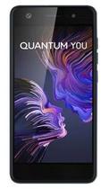 Celular Quantum You Q17 - 5.0 Polegadas - Dual-Sim - 32GB - 4G Lte - Anatel - 1 Ano de Garantia No Brasil - Azul