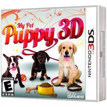 Jogo MY Pet Puppy 3DS
