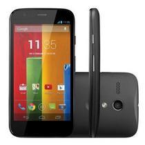 "Smartphone Motorola Moto G XT1039 8GB Lte 1SIM Tela 4.5"" Cam.5MP+1.3MP -Preto s/C"