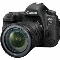 Camera Digital Canon Eos 6D Mark II 24-105 F3.5-5.6IS - Kit