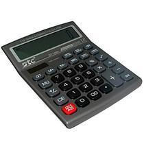 Calculadora DTC DT-1460L com 12 Digitos - Cinza