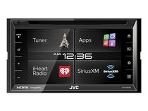 DVD Automotivo JVC KW-V620BT - 7 Polegadas - USB - Bluetooth - Kamaleao