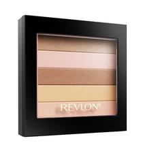 Blush Iluminador Revlon Highlighting Palette Peach Glow 010