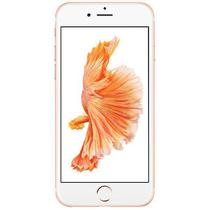 "Apple iPhone 6S BZ A1688 32GB Retina HD 4,7"" Cam 12MP/5MP Ios Anatel - Ouro Rosa"