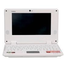 Notebook BAK BK-719X Speedium 8GB 1GB Ram Branco Android
