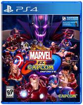 Jogo Marvel VS Capcom Infinite - PS4