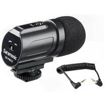 Microfone Saramonic Stero Condenser