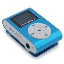 MP3 Powerpack MPTF-L18/ Suporta Memoria 16 GB/LCD/Azul