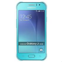 Smartphone Samsung Galaxy J1 Ace SM-J111F/DS 4.3 Dual Sim Lte 5MPX Android 5.1 Azul