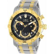 menor preço Paraguai · Relogio Invicta Pro Diver 22768 - Ouro 18K, Prata,  Resistente A Agua Ate 100 3c7ed8f7ed