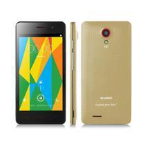 Celular Bulboo Dash X3 4.5 Q.Core 3G Dourado
