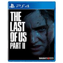 Jogo PS4 - The Last Of US Part 2