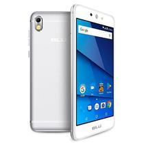 Smartphone Blu Grand M2 G190EQ Dual Sim 8GB Tela de 5.2 5MP/5MP Os 7.0 - Prata