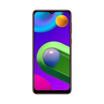 Samsung Galaxy M02 SM-M022M Dual 32 GB - Vermelho + Memoria 32 GB