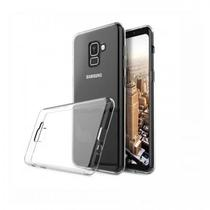 Capa para Samsung Galaxy A8 Plus 4LIFE - Transparente