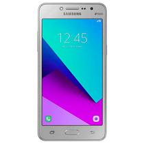 "Smartphone Samsung Galaxy Grand Prime+ SM-G532F/DS Dual Sim 8GB 5.0"" 8MP/5MP - Prata"