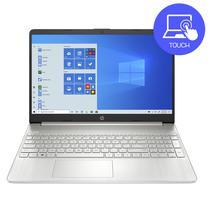 "Notebook HP 15-DY1032WM 15.6"" Intel Core i3-1005G1 - Plata"