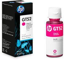 Refil de Tinta HP GT52 MOH55AL - para Impressora HP - Magenta
