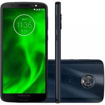 Smartphone Motorola Moto G6 XT1925 3GB+32GB Lte Dual Sim 5.7 Cam.12MP/5MP+8MP-Azul