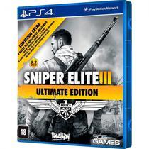 Jogo Sniper Elite III Ultimate Edition PS4