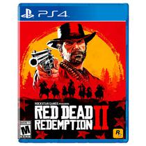 Jogo PS4 - Red Dead Redemption 2