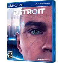 Jogo PS4 Detroit Become Human