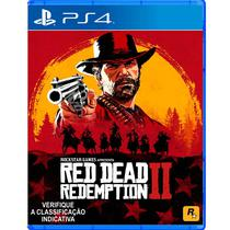 Jogo PS4 Red Dead Redemption II