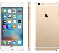 Celular Apple iPhone 6S Plus A1687 - Tela de 5.5 - Cam 12/5MP - 16GB - Dourado - Recondicionado
