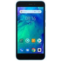 """Smartphone Xiaomi Redmi Go Eu Dual Sim 16GB de 5.0"""" 8MP/5MP Os 8.1.0 - Azul"""