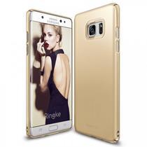 Capa para Galaxy Note 7 Rearth Slim Royal Gold