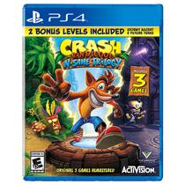 Jogo Crash Bandicoot N Sane Trilogy 2 Bonus Level PS4