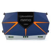 Amplificador Roadstar RS-160.4D 4CH 2200W Nano Azul