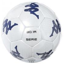 Bola de Futebol Kappa Serie 30.3A 5 - Branco/Preto